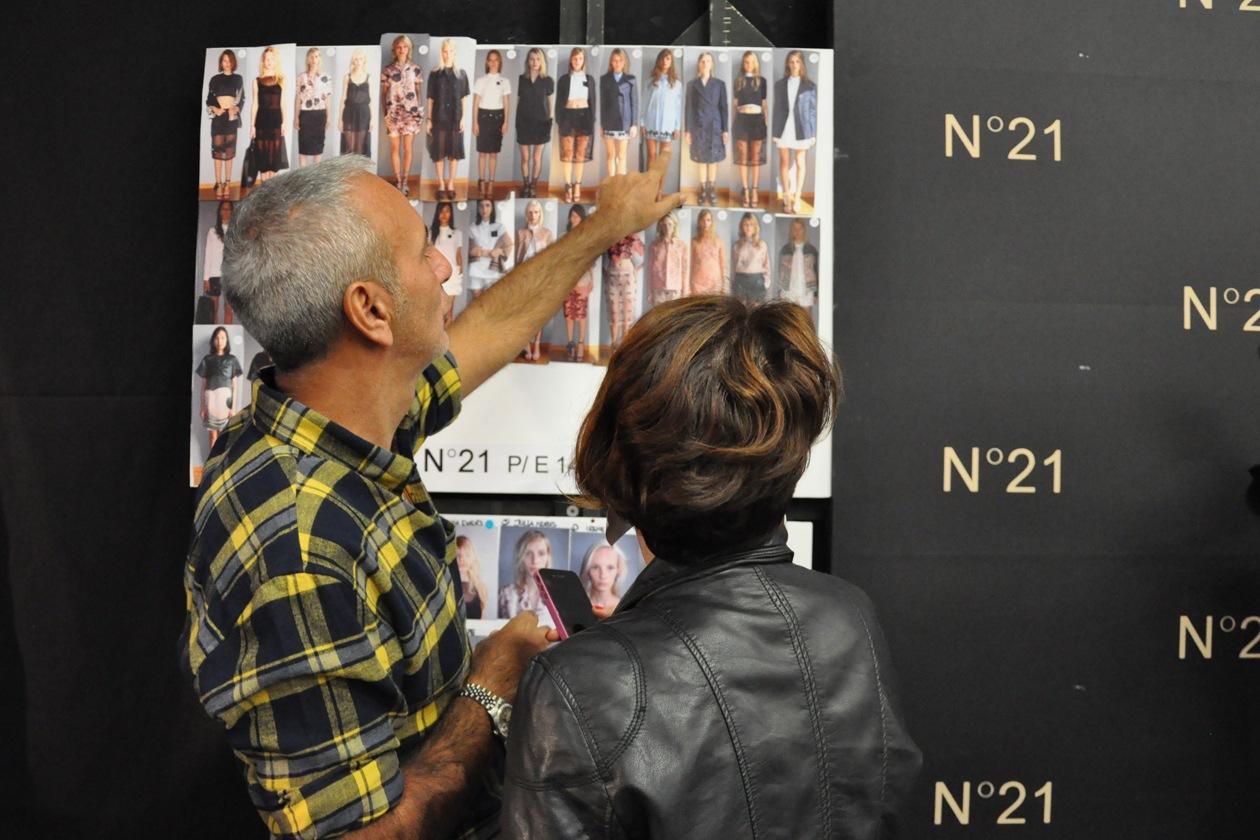 Lo stilista Alessandro Dell'Acqua svela a Grazia.IT i dettagli della collezione primavera/estate 2014
