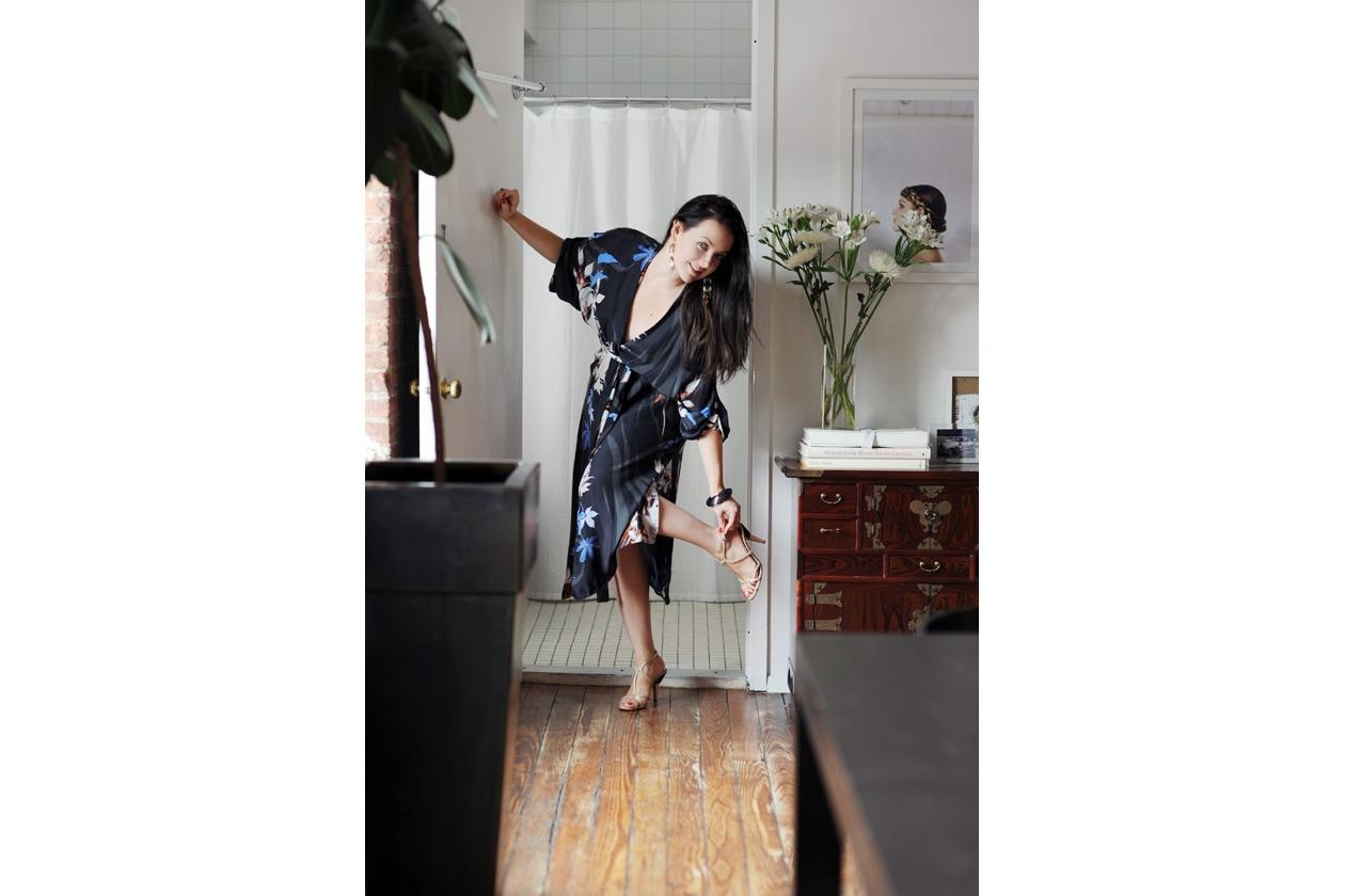 Meagan Cignoli Kimono