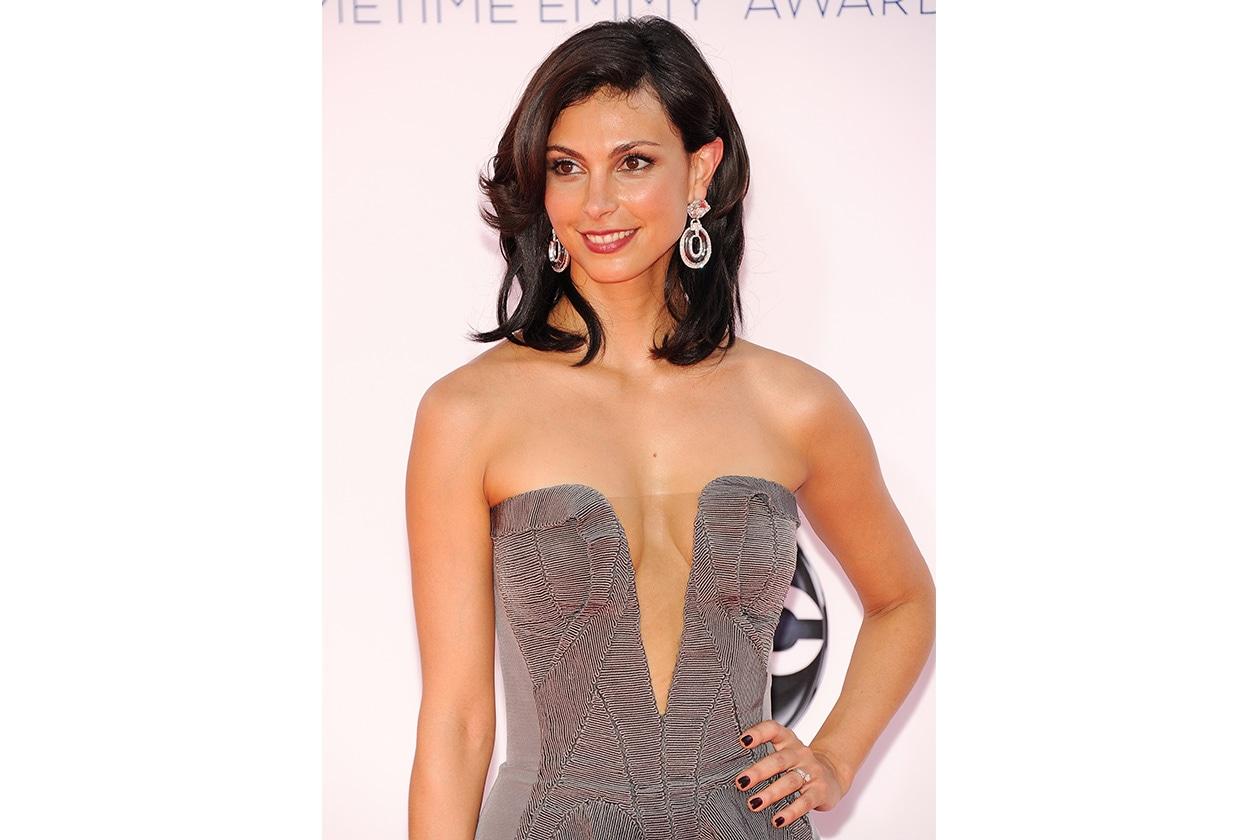 Morena Baccarin in un total look molto seducente (2012)