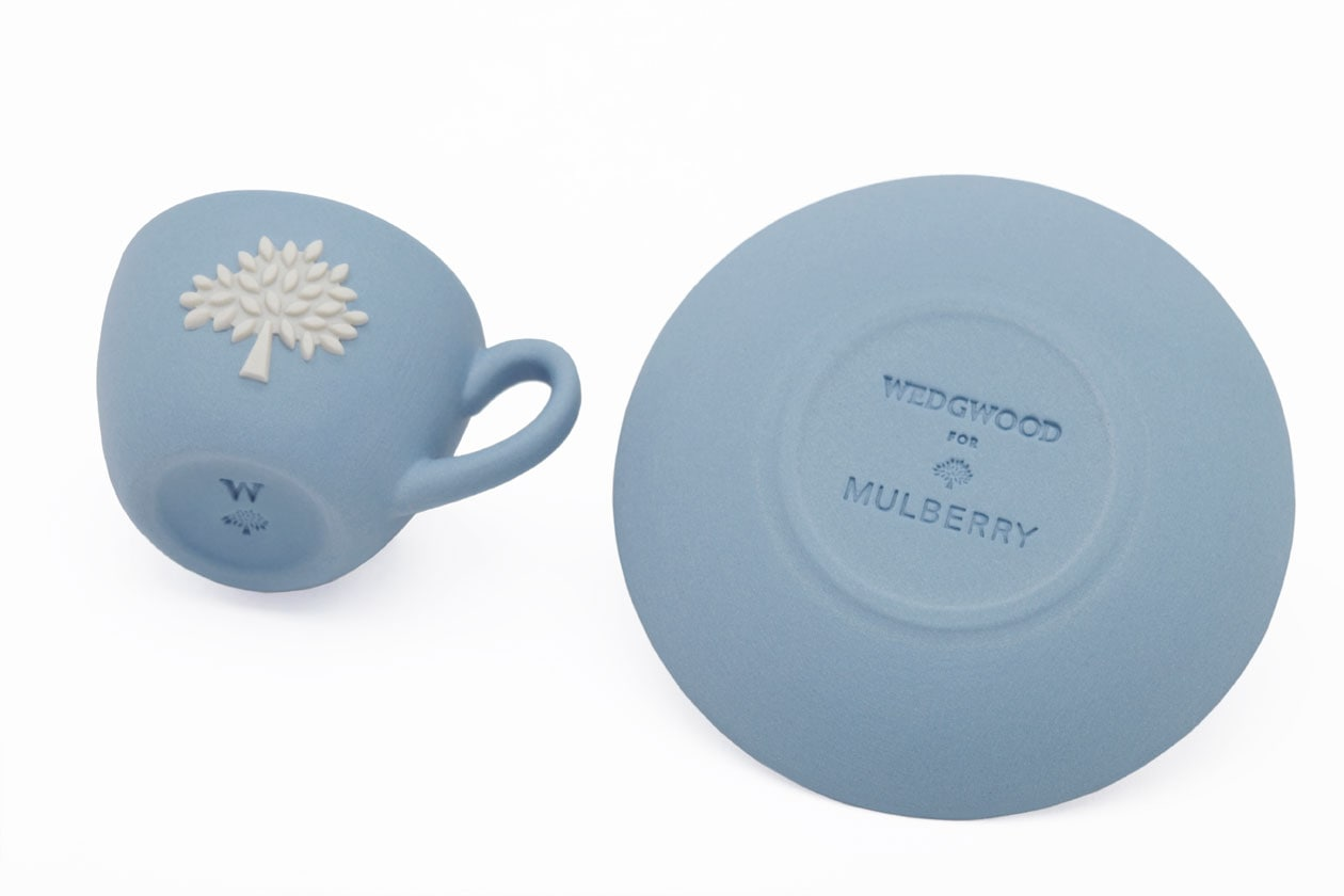 Mulberry SS14 teacup stamp