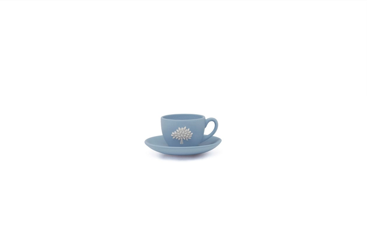 Mulberry SS14 single teacup