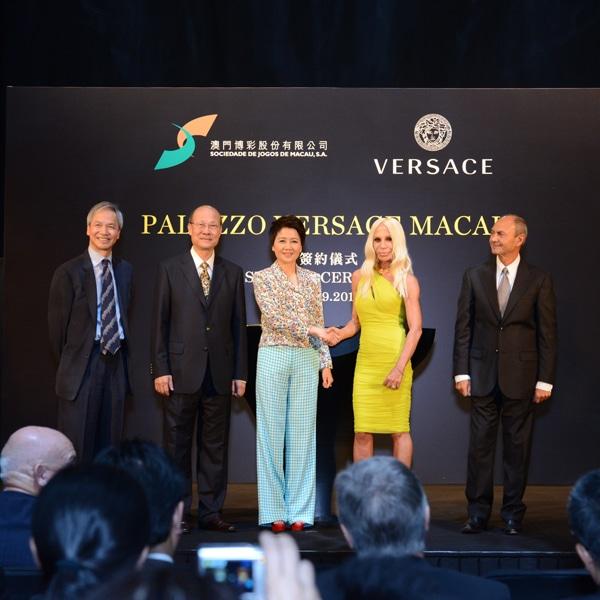 Palazzo Versace a Macao: al via i lavori