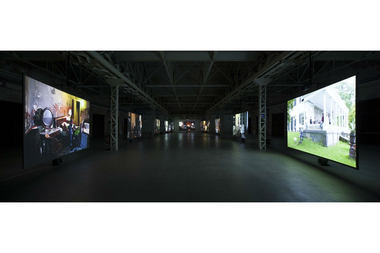 Ragnar Kjartansson; Hangar Bicocca; Milano; The Visitors; installazione; video; arte contemporanea