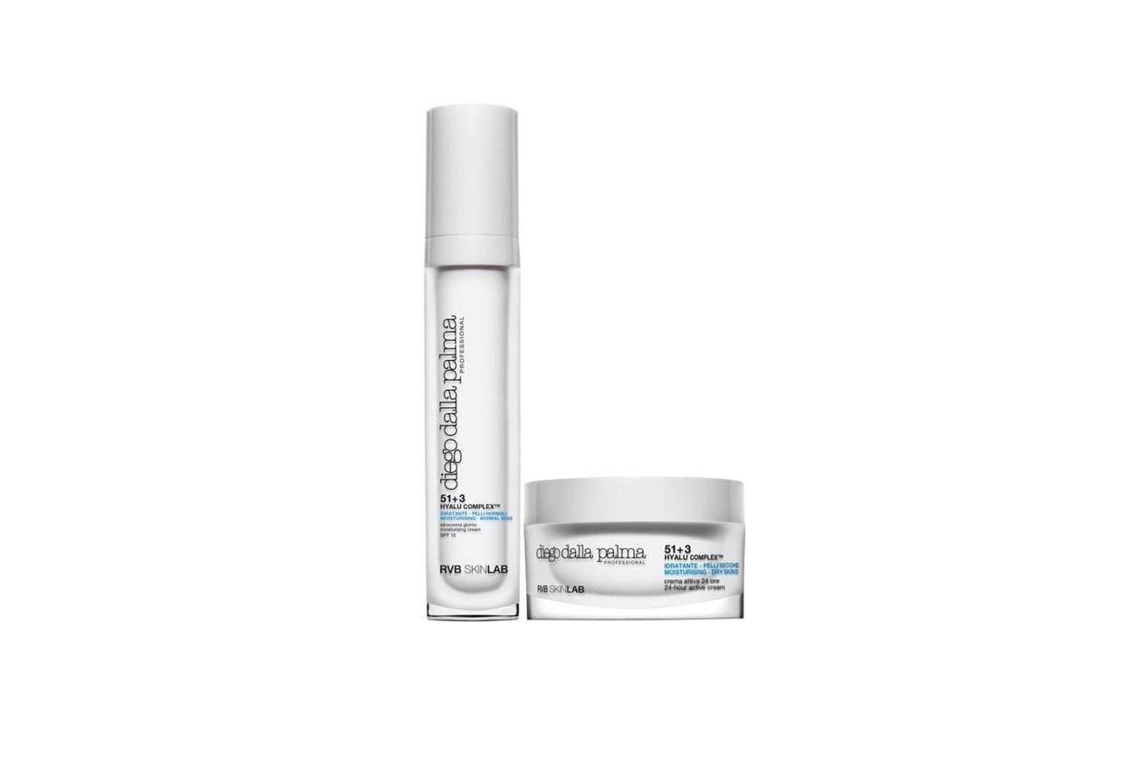 Se la Crema attiva 24 ore contrasta la disidratazione, l'Idrocrema giorno SPF15 di Diego dalla Palma stimola la produzione di aquaporine-3