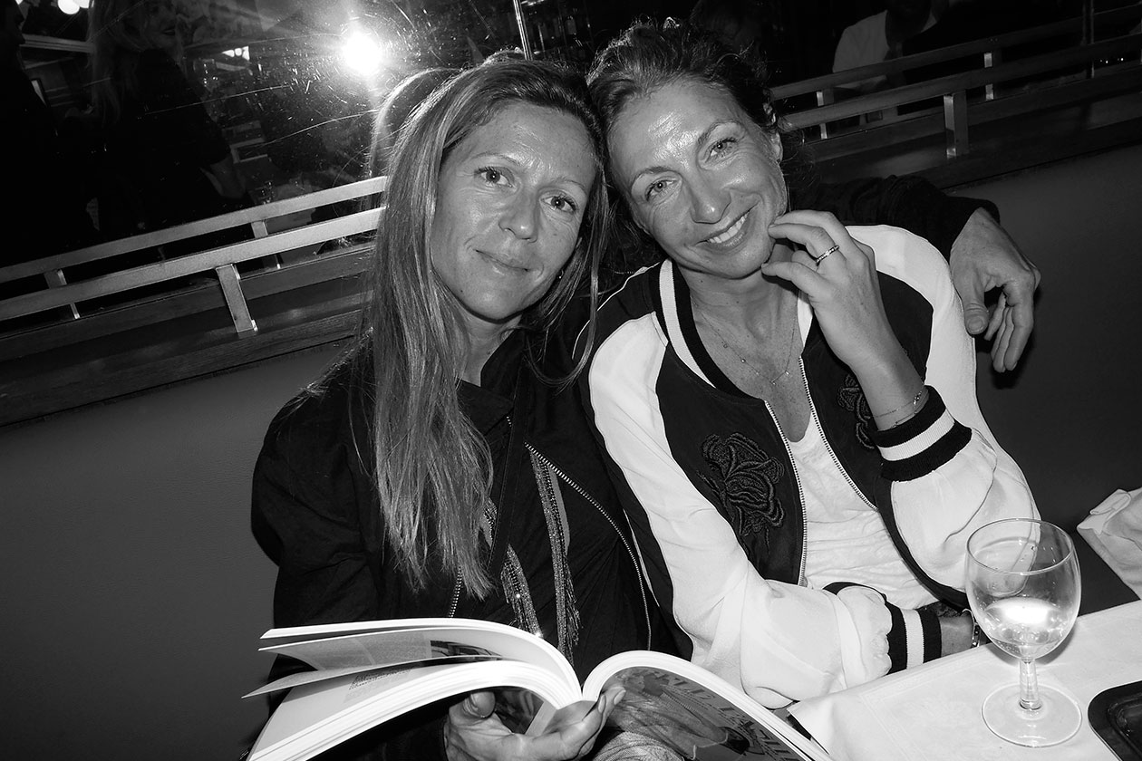 Susanna Nadler + Sue Giers