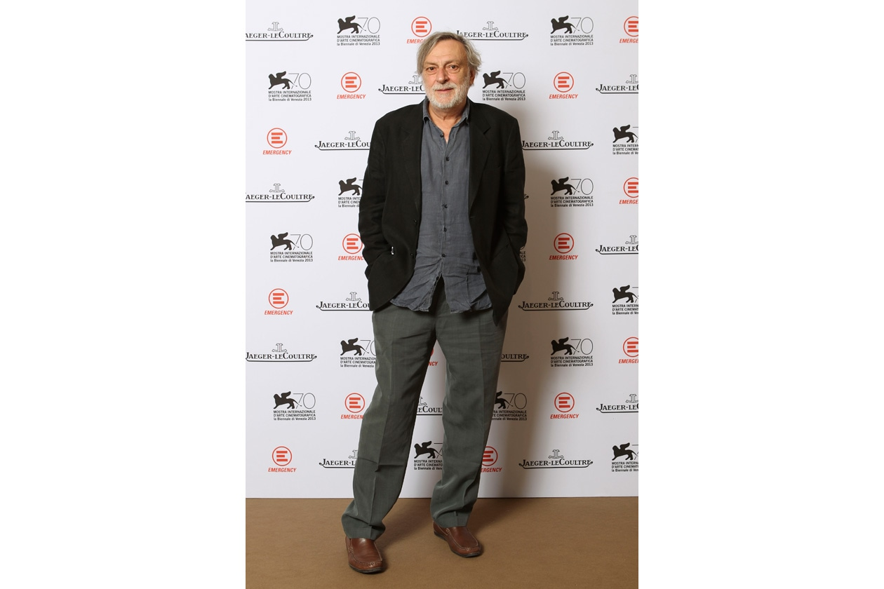 Venice Film Festival 2013 Gino Strada at the party Jaeger LeCoultre for Emergency It's time to help Sierra Leone ph. pessina (1)