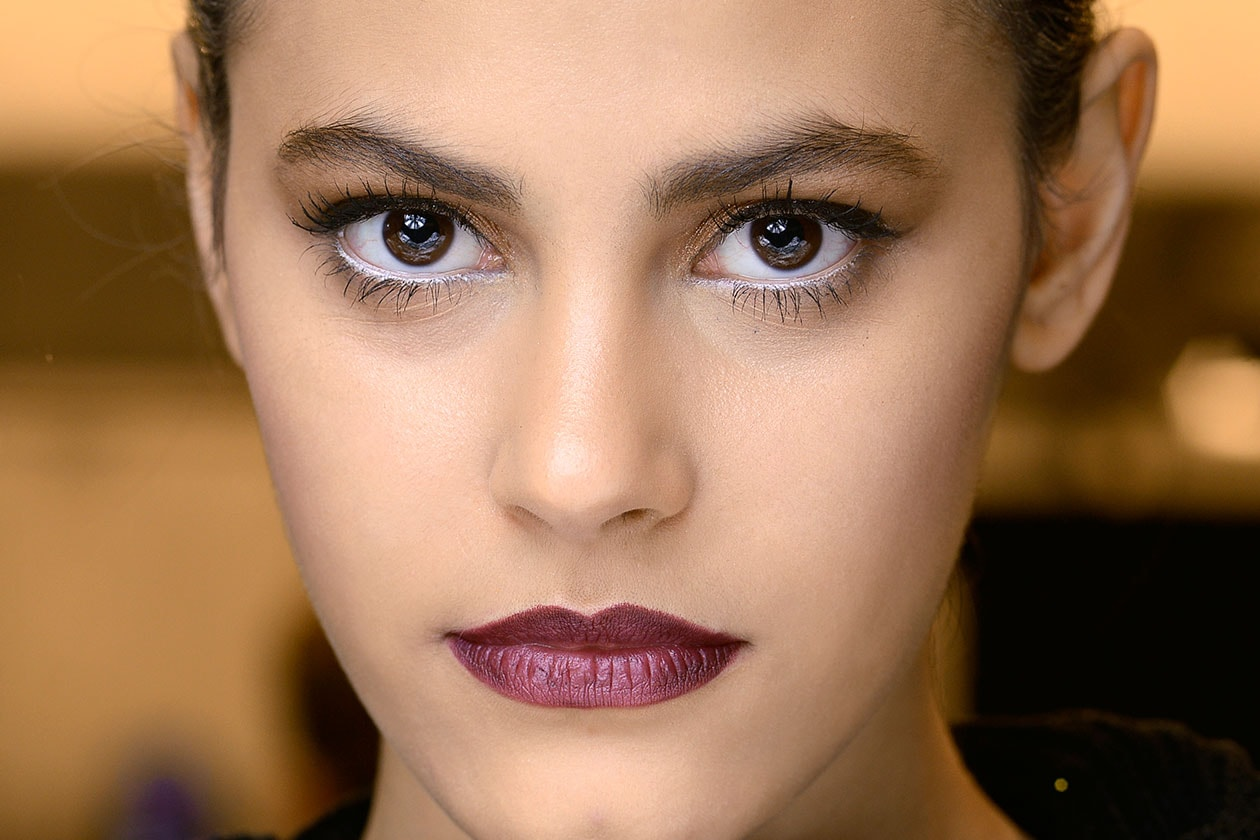 Violet lips by B Michael autunno/inverno 2013-14