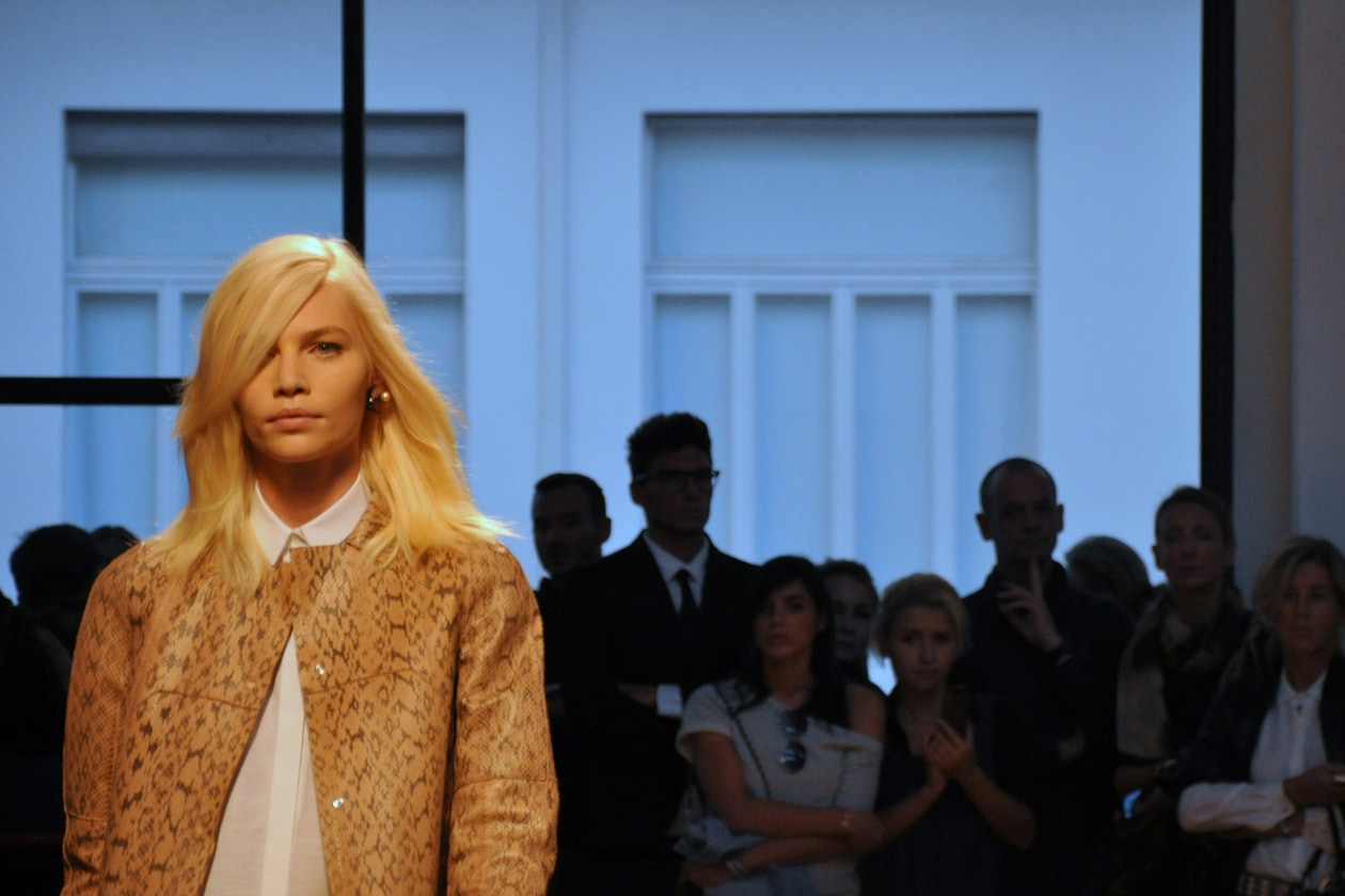 Gold look per Aline Weber