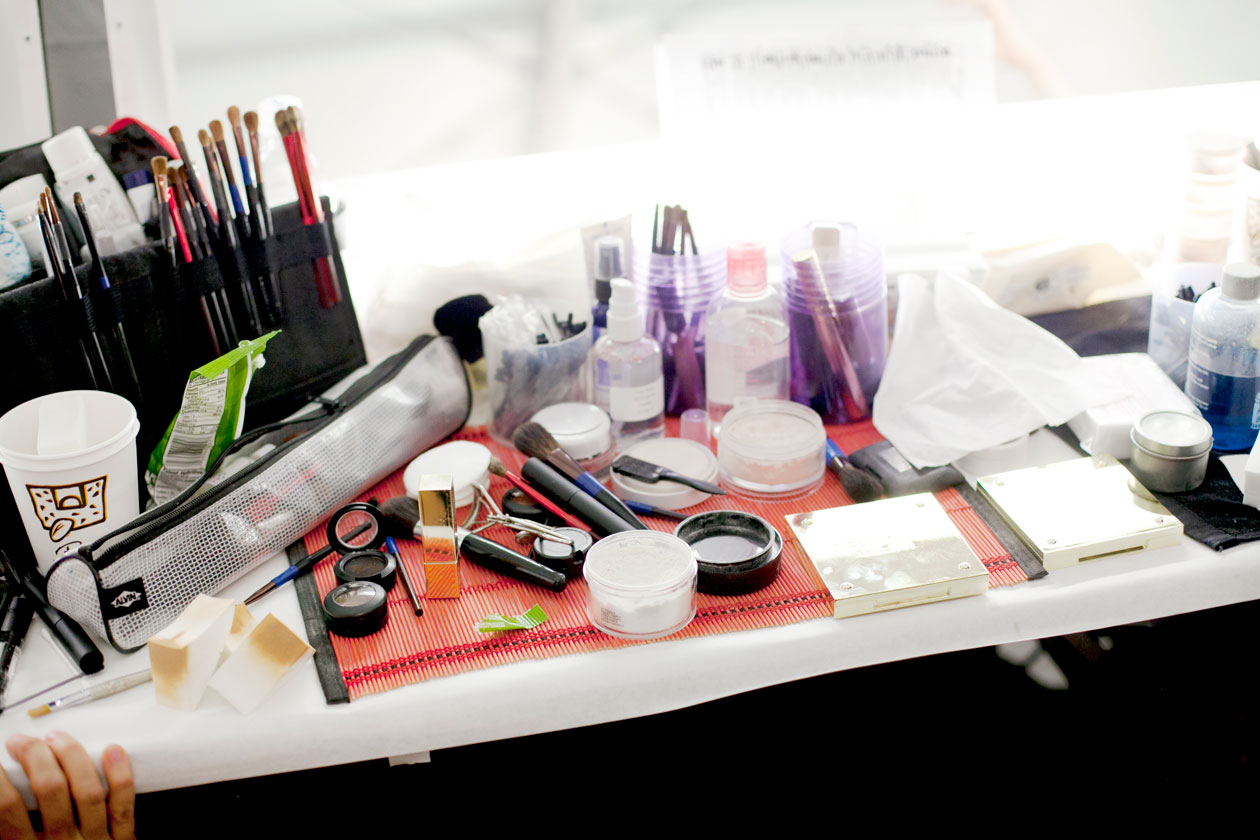 Make Up Nyfw