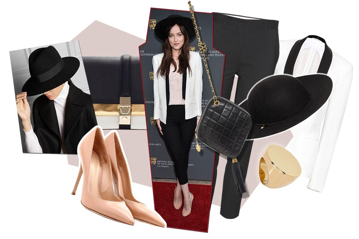 Fashion 50 sfumature di Dakota 00 Cover collage