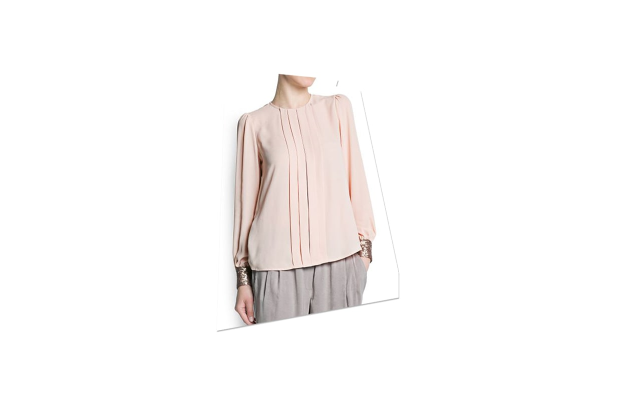 Fashion 50 sfumature di Dakota mango blouse