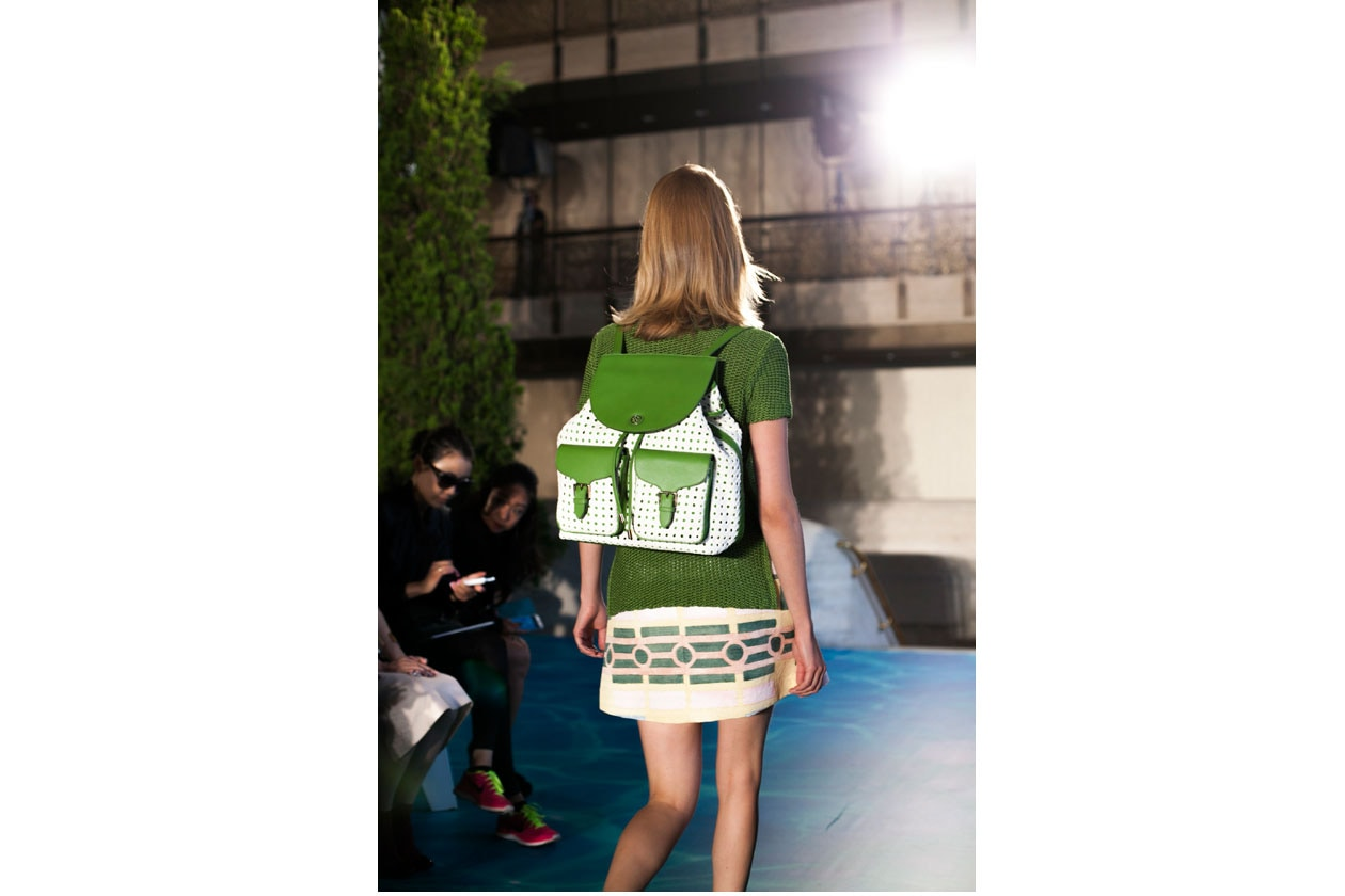 tory burch spring summer 2014 backpack