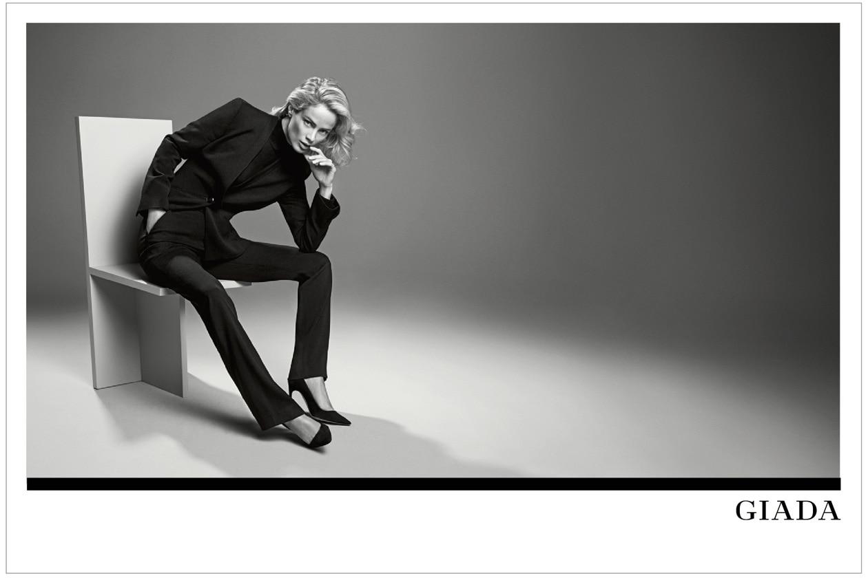 GIADA FW2013 Ad Campaign H1 by Inez&Vinoodh