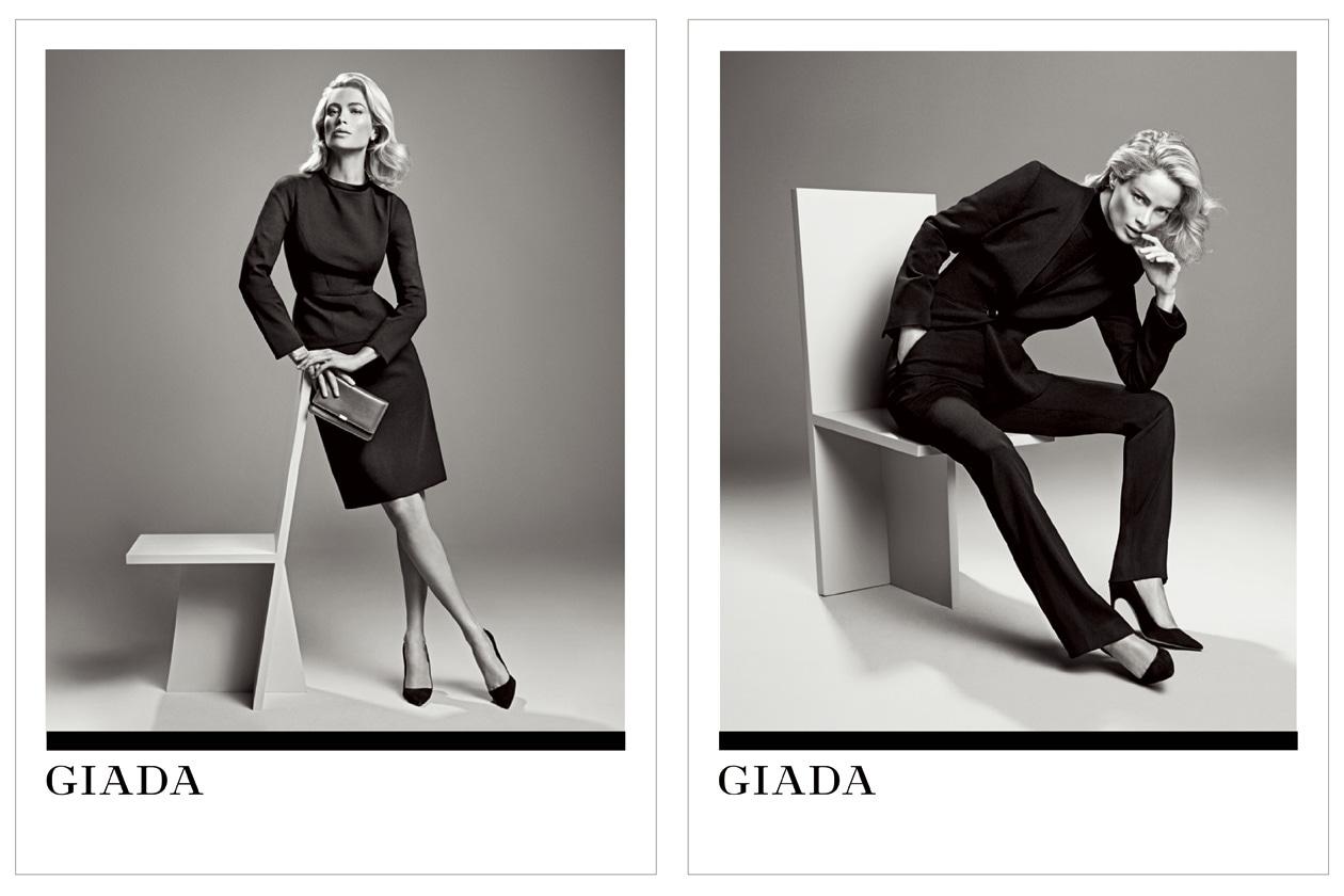 GIADA FW2013 Ad Campaign V2 by Inez&Vinoodh