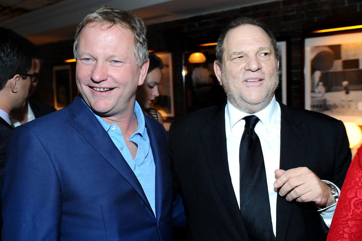 7 Nick Jones, Harvey Weinstein