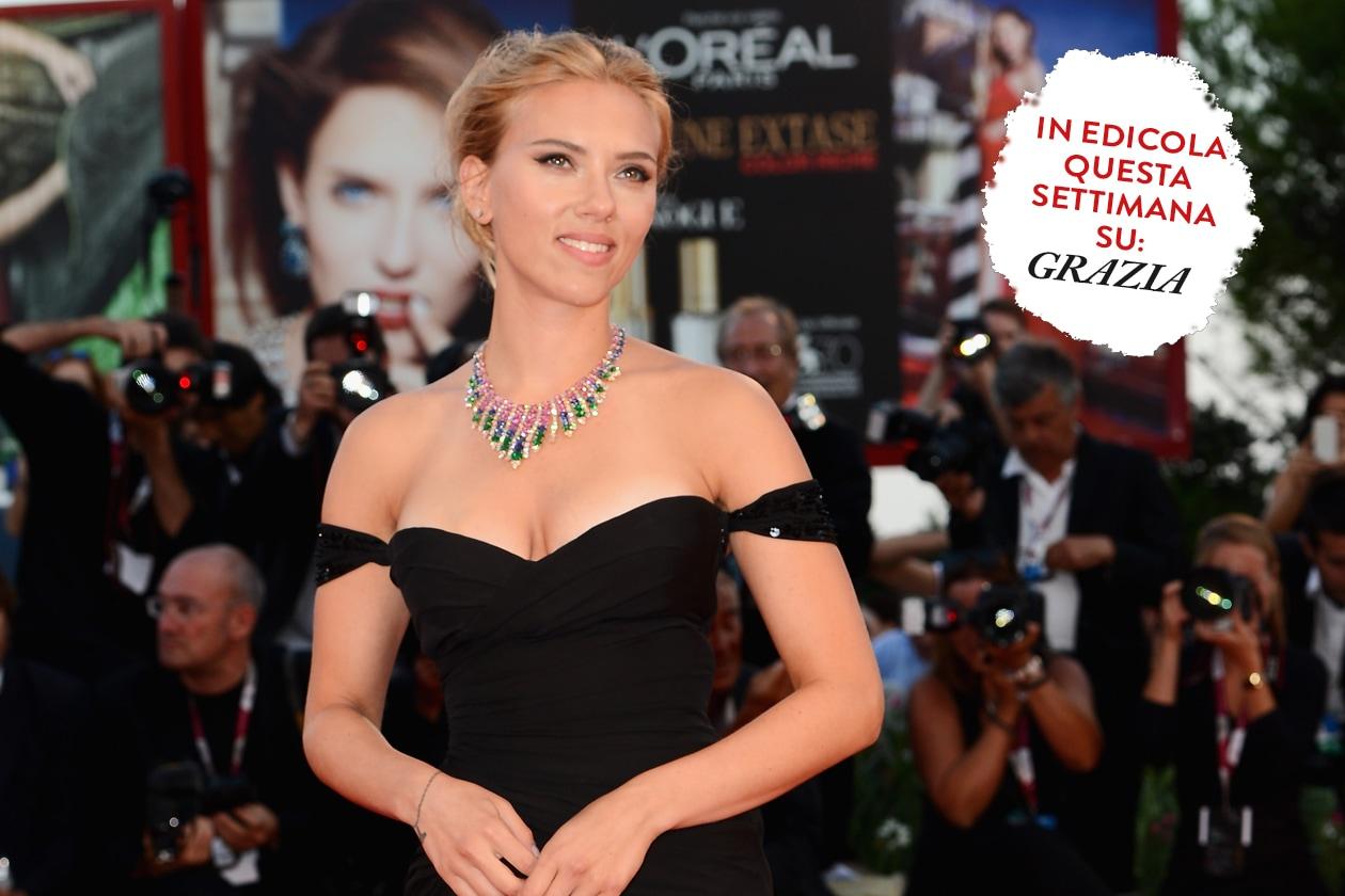 Vota il look: Scarlett Johnasson