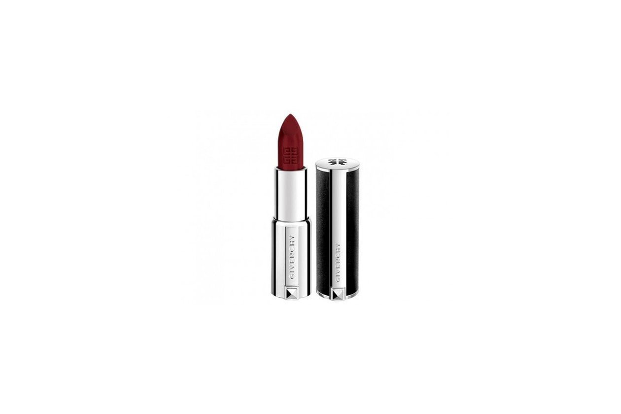 le rouge givenchy grenat initie