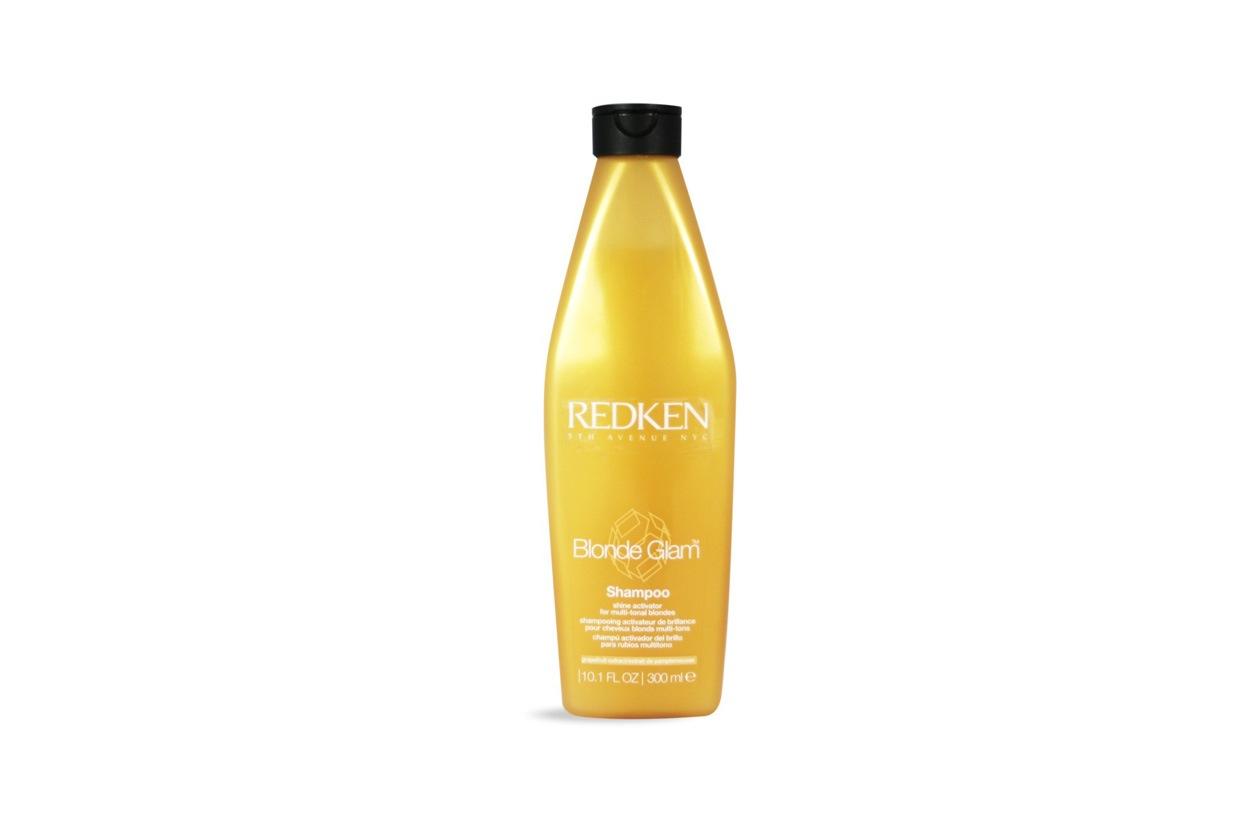 redken blonde glam shampoo 10