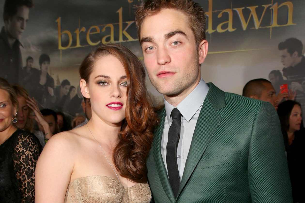 Che sia questa la volta buona che Robert si lasci alle spalle la travagliata storia con Kristen?