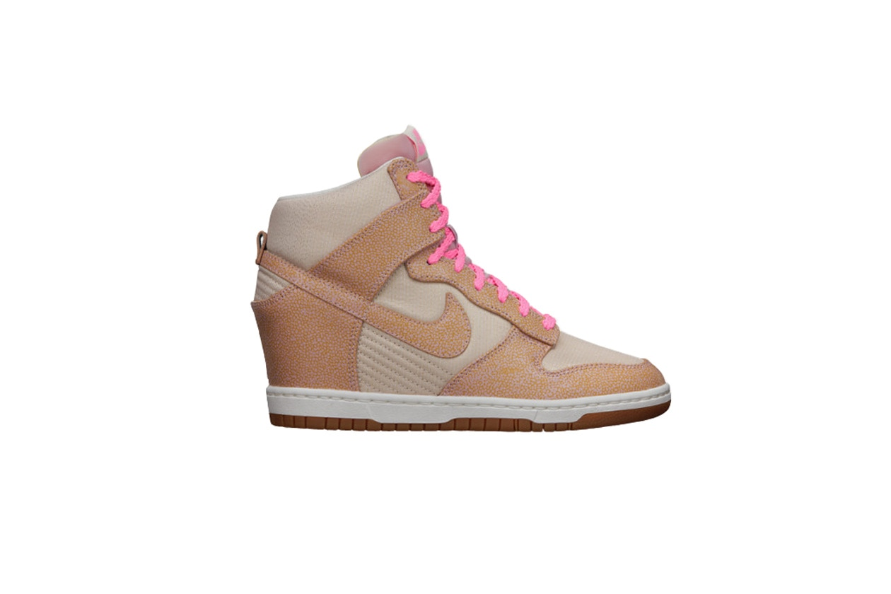 sneakers Nike Dunk Sky Hi Vintage Womens Shoe 543257 040 A