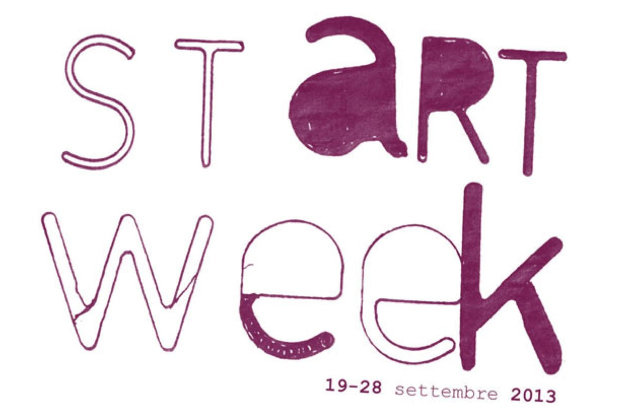 start week; milano; art week; gallerie; inaugurazioni