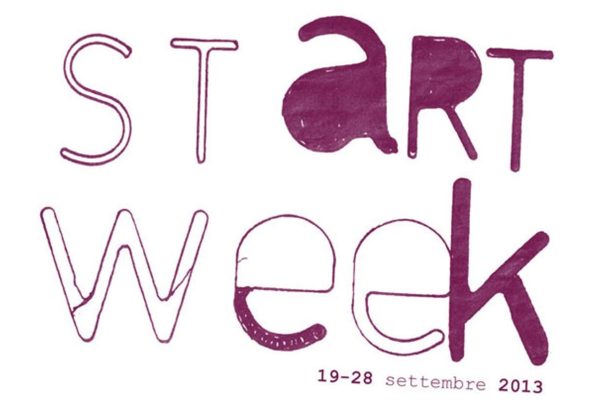 start week; milano; art week; gallerie; inaugurazioni