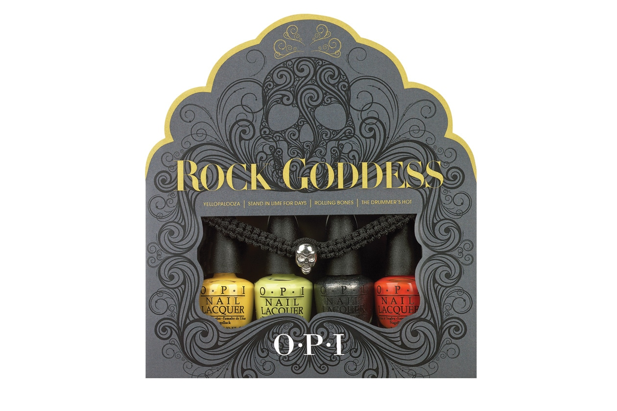 17 OPI Rock Goddess halloween