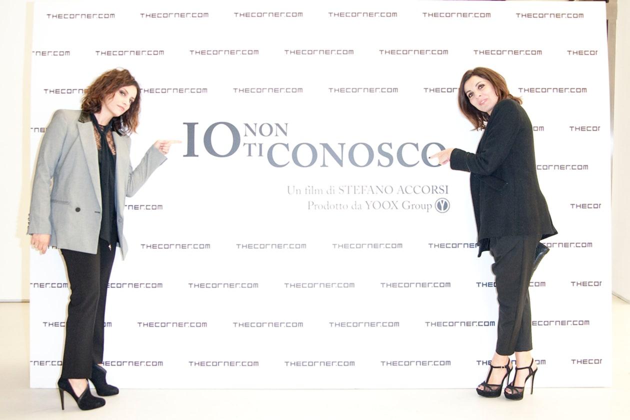 Alessia Barela e Francesca Figus Io non ti conosco 17 Ottobre Roma