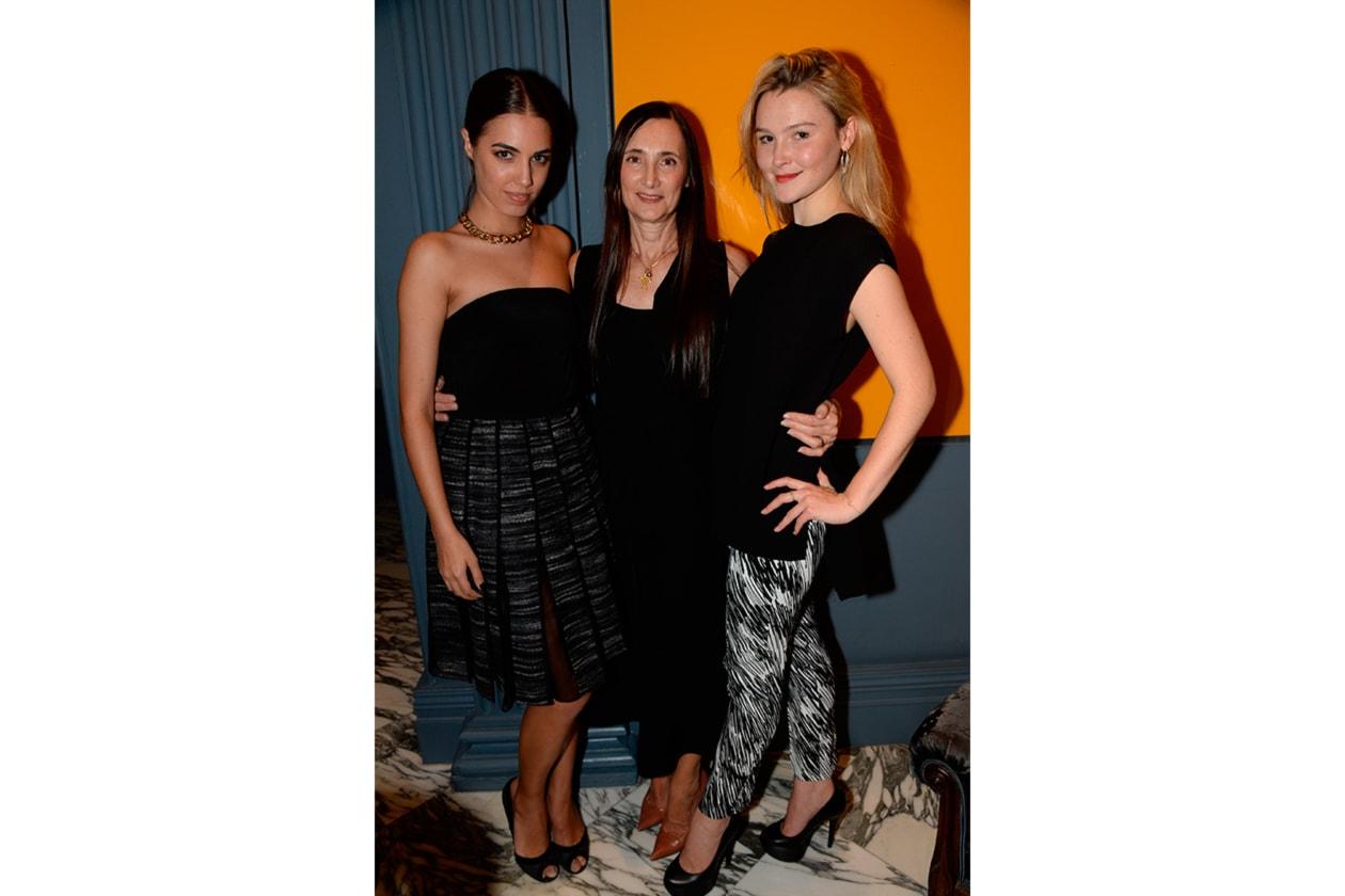 Amber Le Bon, Grazia Malagoli, Amber Artherton
