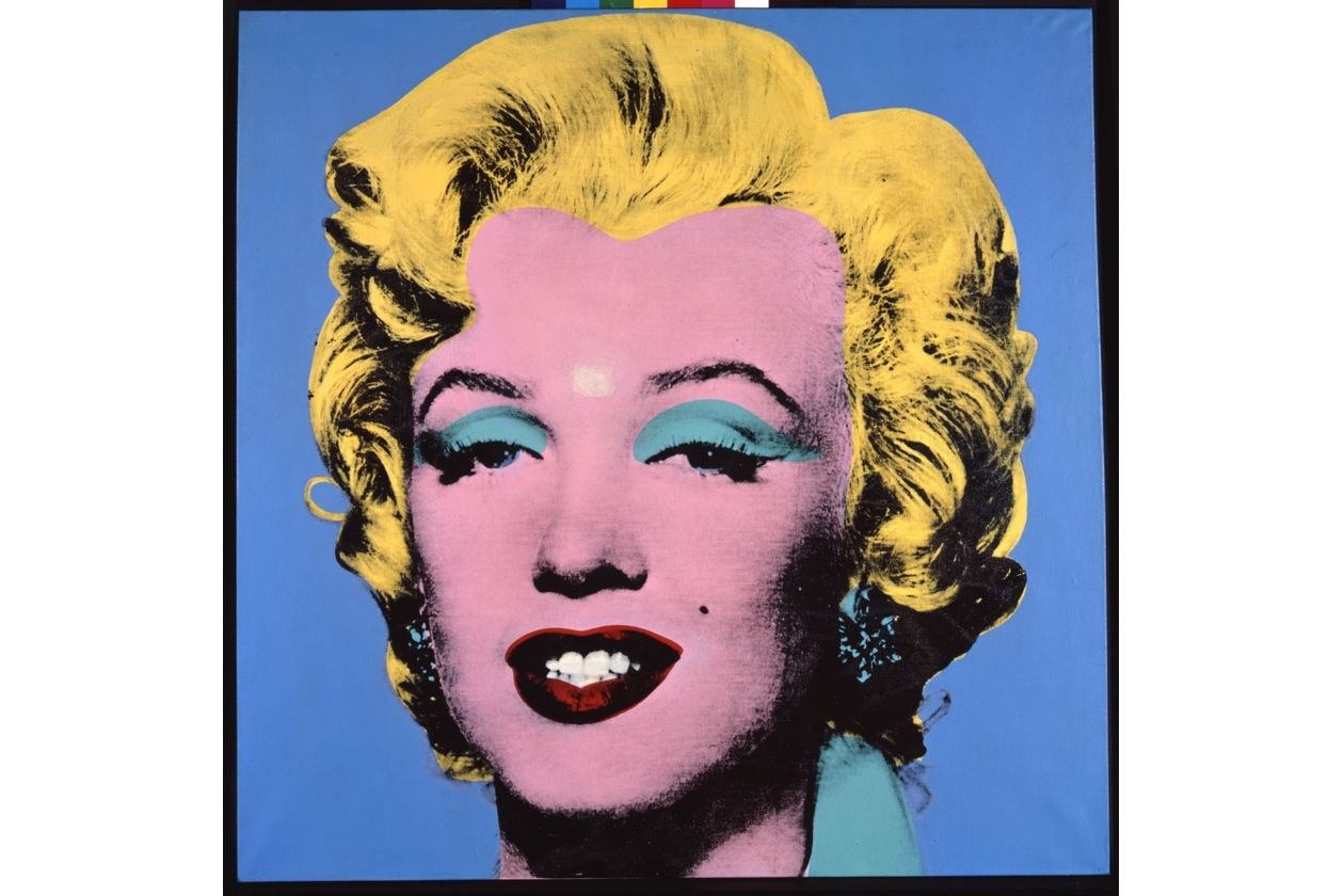 Andy; Warhol; filosofia; citazioni; frasi celebri; aforismi; Palazzo Reale; Milano; Palazzo Blu; Pisa; Mostra andy warhol; Marilyn; blue shot marilyn