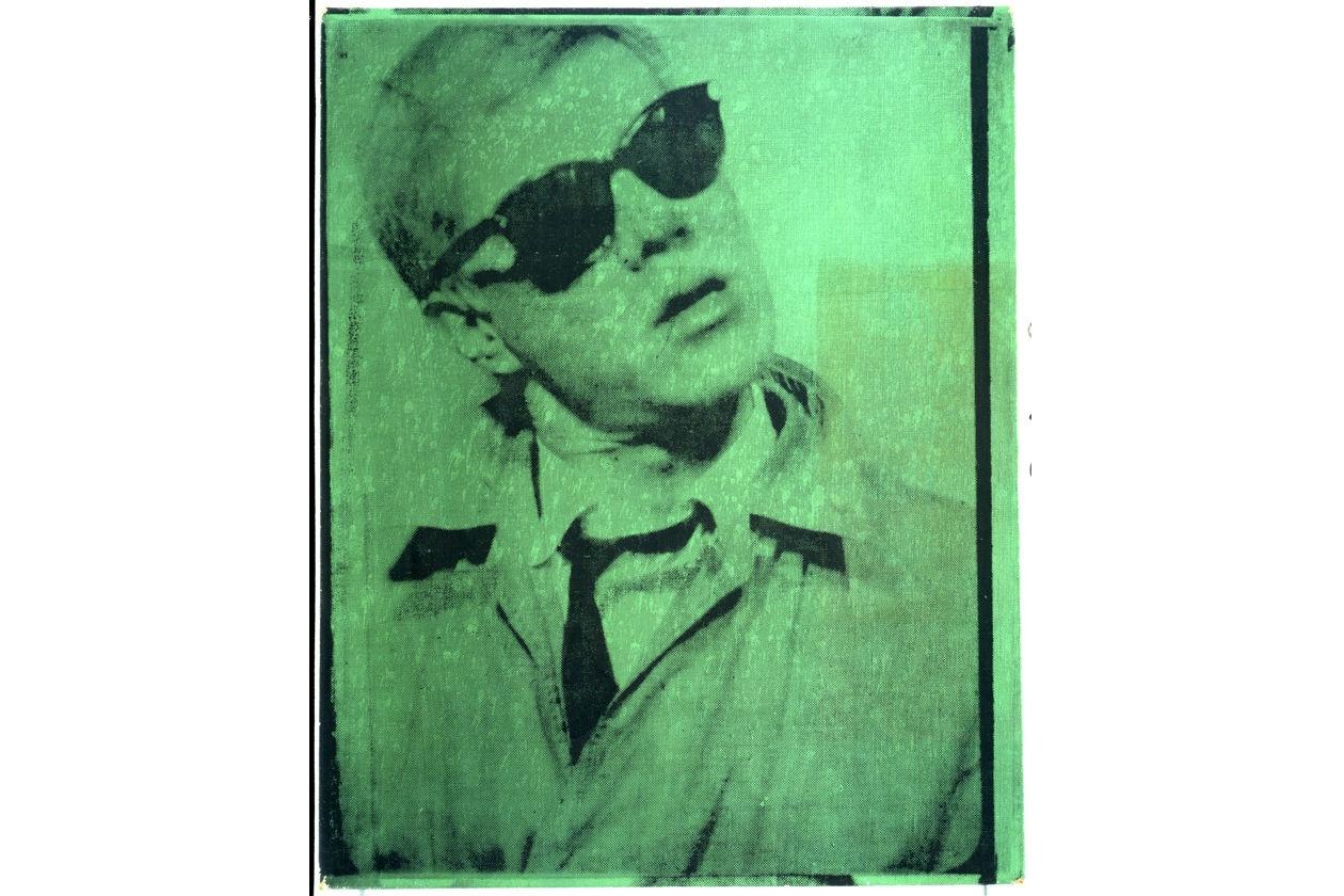 Andy; Warhol; filosofia; citazioni; frasi celebri; aforismi; Palazzo Reale; Milano; Palazzo Blu; Pisa; Mostra andy warhol; autoritratto
