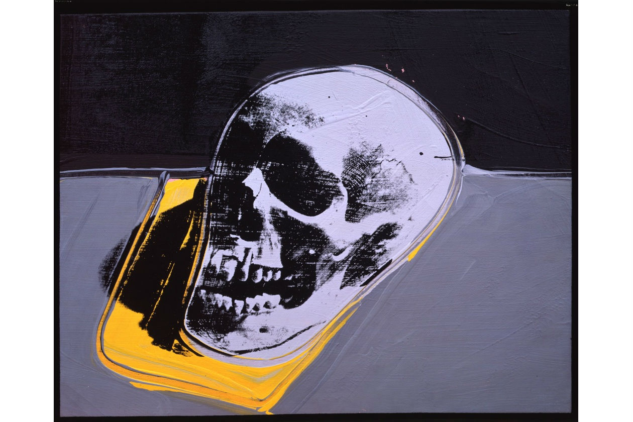 Andy; Warhol; filosofia; citazioni; frasi celebri; aforismi; Palazzo Reale; Milano; Palazzo Blu; Pisa; Mostra andy warhol; skull