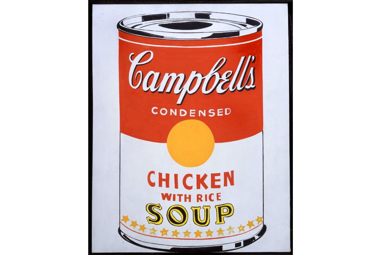Andy; Warhol; filosofia; citazioni; frasi celebri; aforismi; Palazzo Reale; Milano; Palazzo Blu; Pisa; Mostra andy warhol; zuppa; campbell's soup