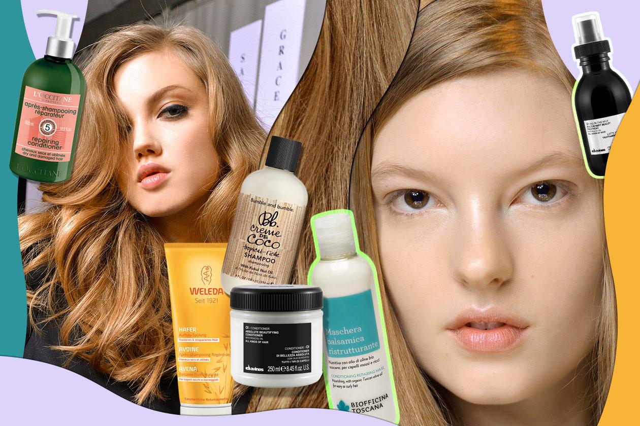 BEAUTY ristrutturanti capelli Cover collage