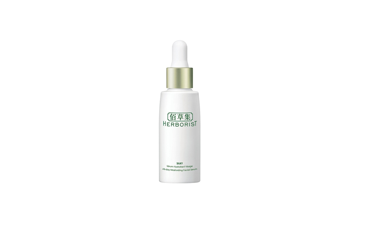 Beauty Anti freddo Herborist Silky All day Moisturizing Line Serum