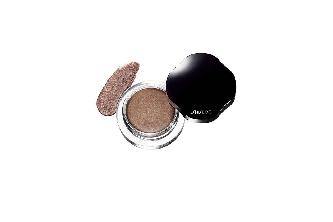 Beauty PRECIOUS MAKE UP Shiseido Shimmering Cream Eye Color Leather
