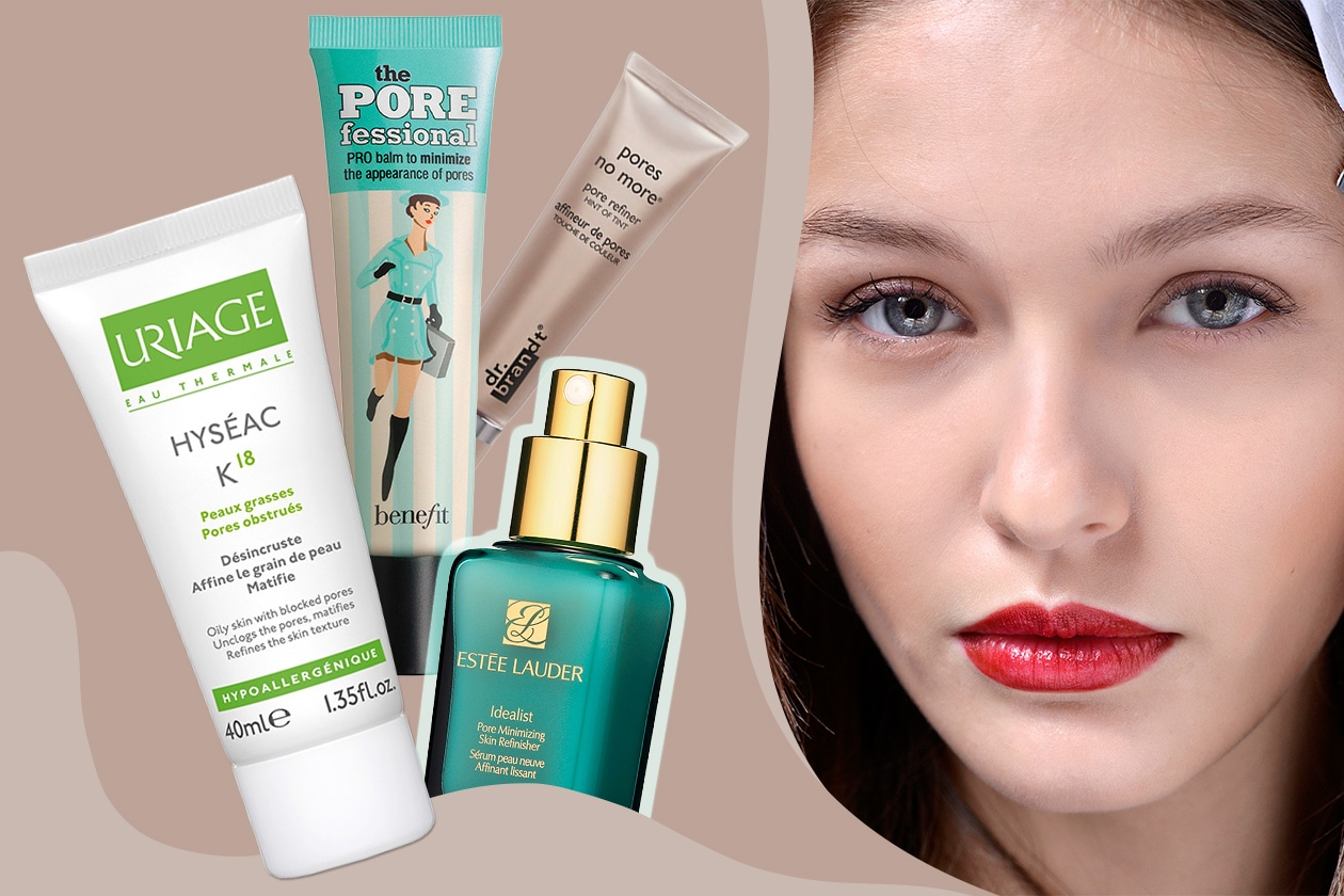 Beauty pore minimizer 00 cover collage