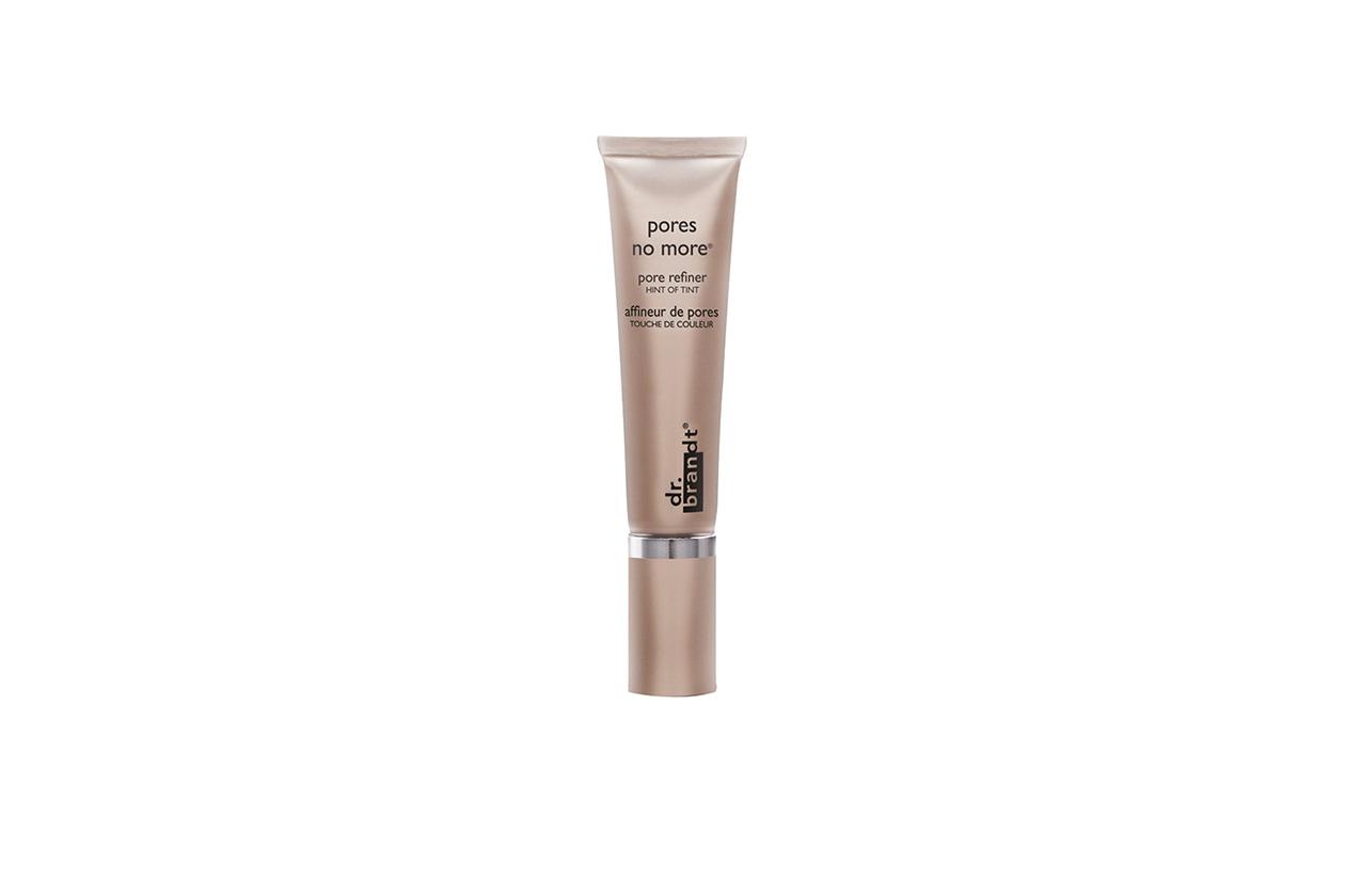 Beauty pore minimizer dr brandt pores no more Pore Refiner br Hint of tint