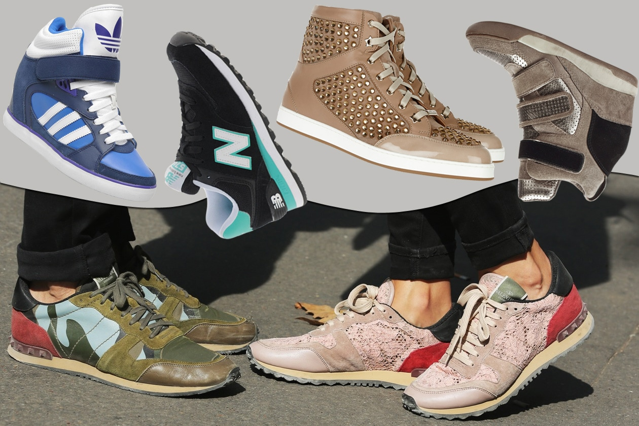 COVER sneakers