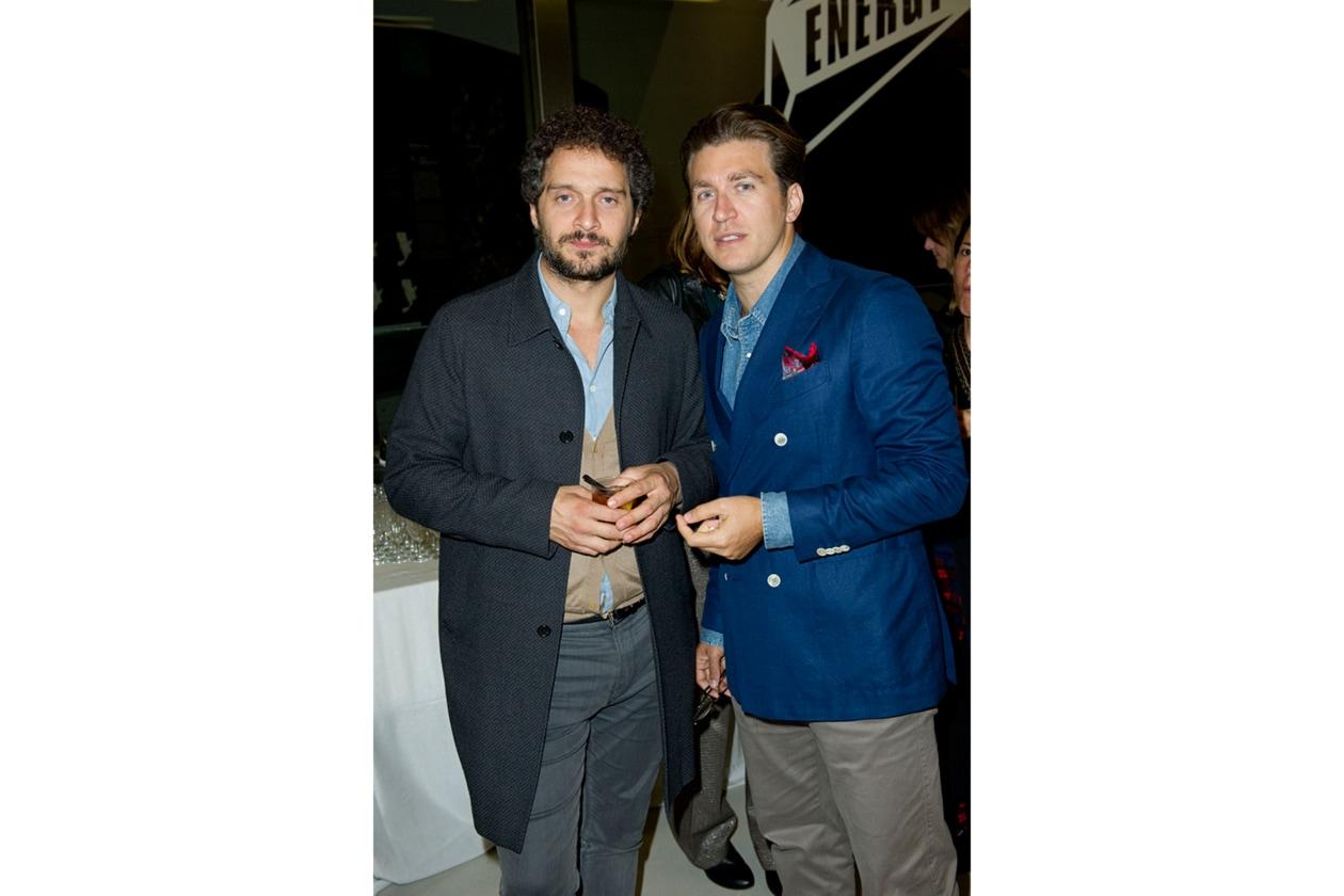 Claudio Stantamaria e Alessandro Roja Io non ti conosco Cocktail 17 Ottobre Roma
