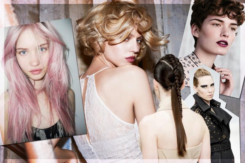 Corti, lunghi, asimmetrici, retro, new punk: quali son le nuove tendenze capelli dei saloni più famosi? Scopritelo con Grazia.IT