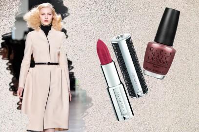 DELICATE PINK: un rosa in una variante molto delicate per un look femminile (Bottega Veneta – Givenchy – OPI)