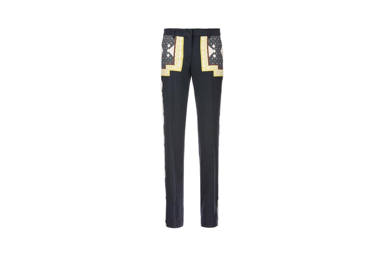 Etro AI1314 01 pantaloni