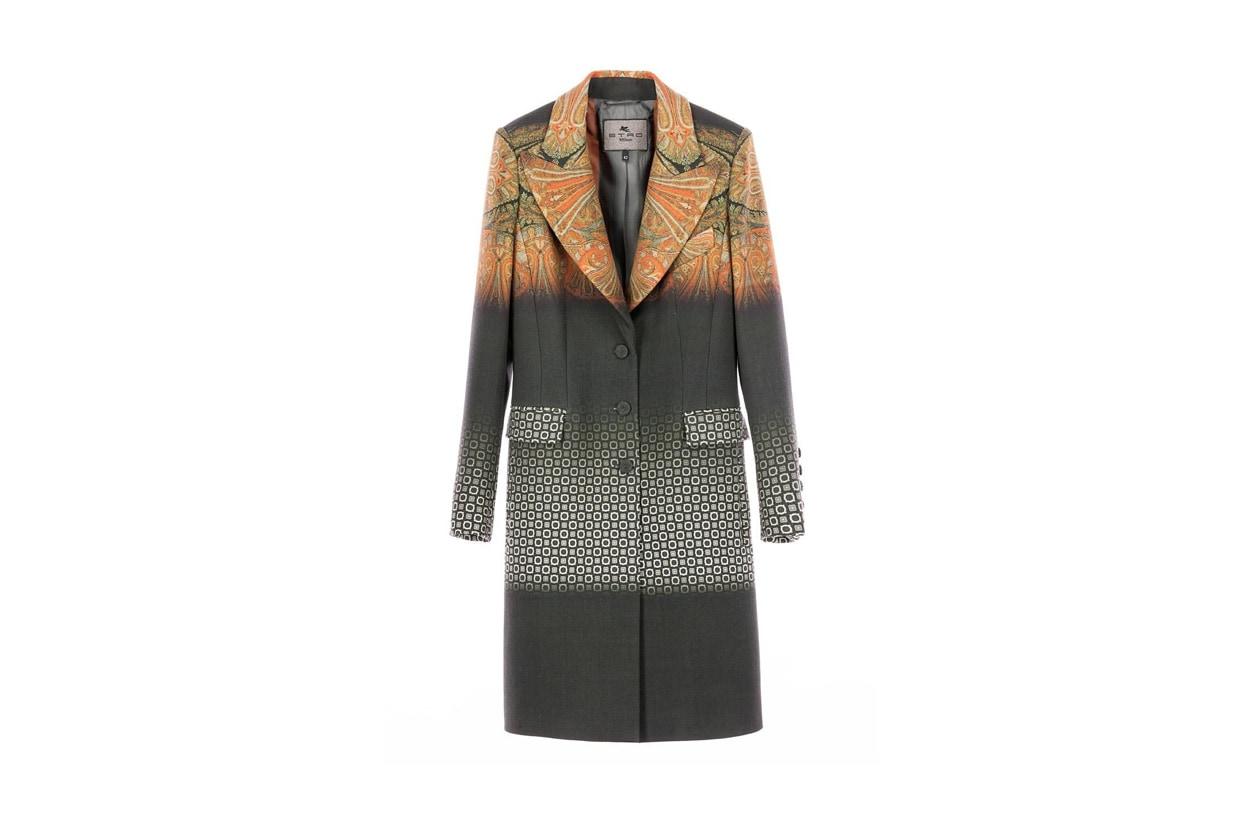 Etro AI1314 03 cappotto