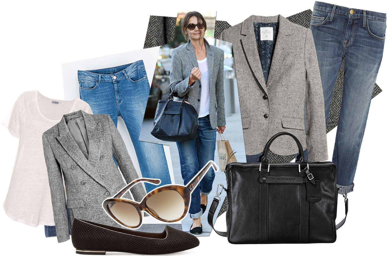 Fashion Get the Look Katie Holmes 00 Cover Collage