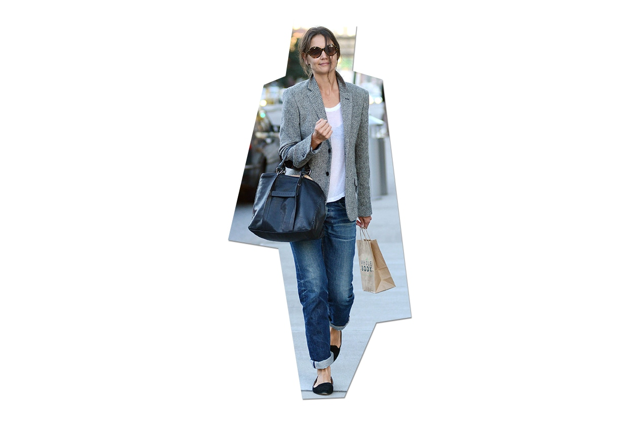 Fashion Get the Look Katie Holmes 01