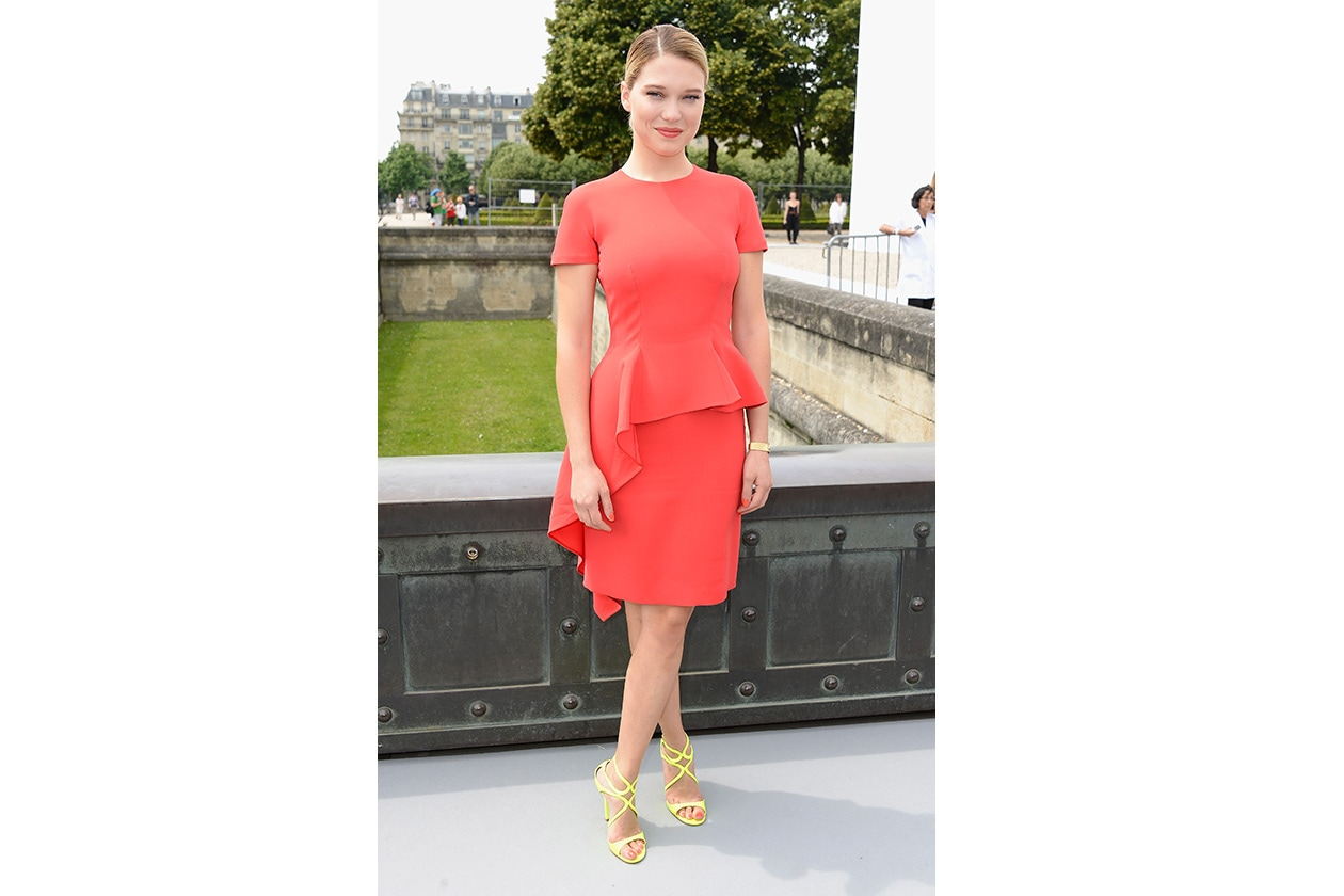 Fashion Style Icon Lea seydoux 172049470 10