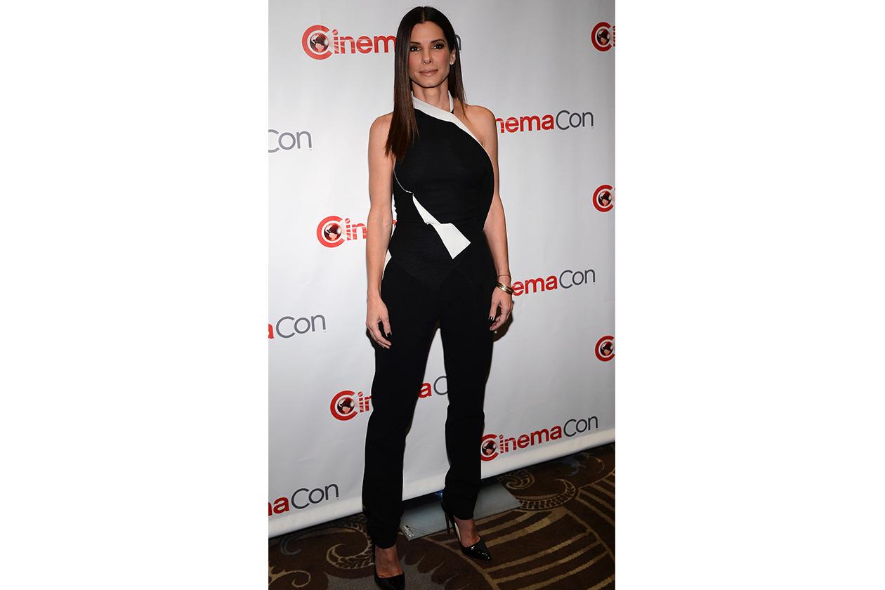 Fashion Style icon Sandra Bullock 166986507 10