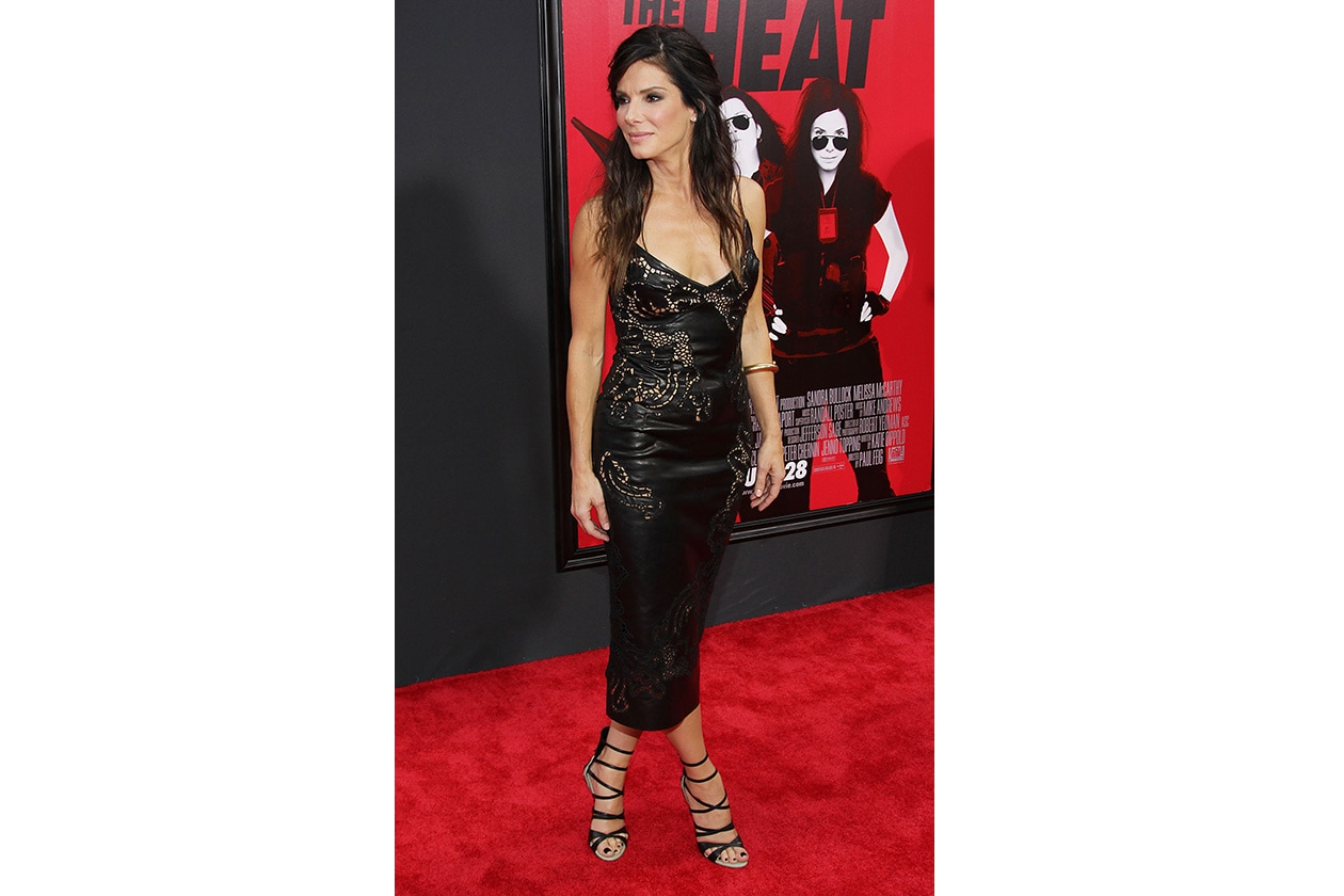 Fashion Style icon Sandra Bullock 171236612 10