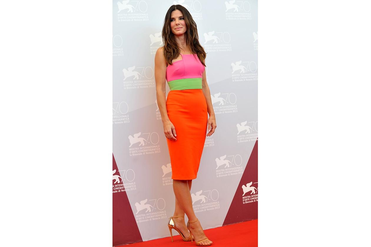Fashion Style icon Sandra Bullock 178260070 10